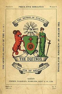 <i>The Equinox</i> Academic journal