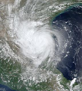 Hurricane Erika (2003) Category 1 Atlantic hurricane in 2003