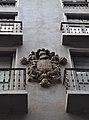 Escut al carrer Mercaderes de Pamplona.JPG