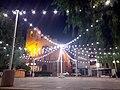 Església i plaça de Riudoms 01.jpg