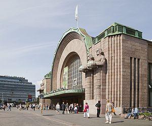 Helsinki Central Station - Wikipedia