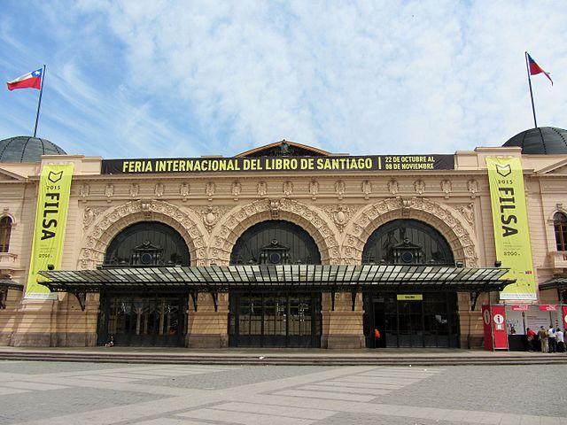 Gare Mapocho