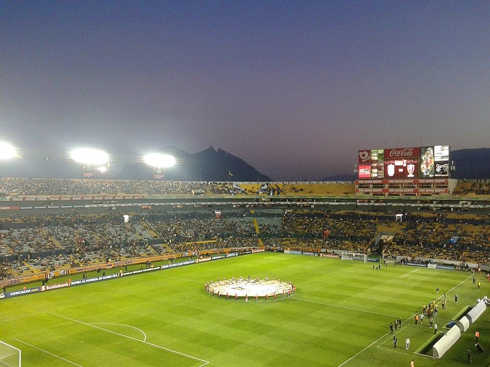 Estadio Universitario Concachampions
