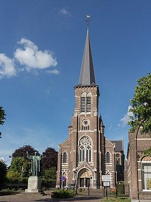 Etten-Leur - Image: Etten Leur, de Sint Lambertuskerk RM15407 foto 4 2015 05 30 18.14