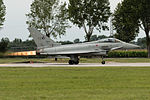Eurofighter EF-2000 Typhoon S MM7280 (cn IS012) takeoff (22091163655).jpg