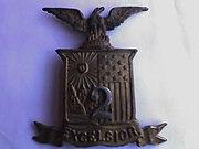 Excelsior Brigade insignia