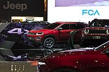 Press Conference Of Fca At Geneva Motor Show 2019 Fiat Chrysler