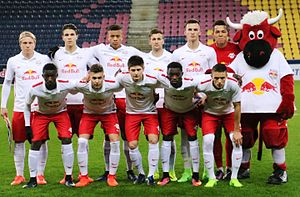 FC Salzburg gegen Paris St. Germain (UEFA Youth League-21. Februar 2017) 23.jpg