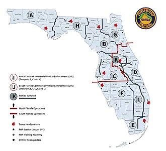 Florida Highway Patrol - Image: FHP Troops 2