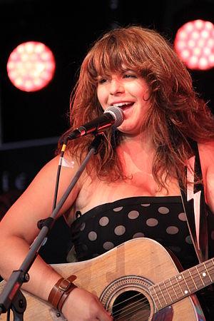 Lisa LeBlanc - Lisa LeBlanc during the Festival Interceltique de Lorient in 2012
