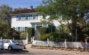 Benicia Capitol State Historic Park - Fischer-Hanlon House
