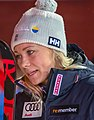 FIS Alpine Skiing World Cup in Stockholm 2019 Frida Hansdotter 5.jpg