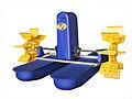 FORJET paddlewheel aerator ( 1HP - 2 impellers ).jpg