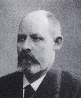 Fredrik Vilhelm Thorsson Swedish politician