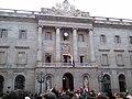 Façana republicana de l'Ajuntament de Barcelona (Catalunya) - panoramio.jpg
