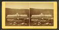 Fabyan House and Railroad Train, White Mts, from Robert N. Dennis collection of stereoscopic views.png