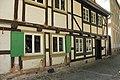 Fachwerkhäuser in Altstadt Qudlinburg. IMG 1074.JPG