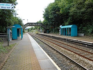 Fairwater railway station