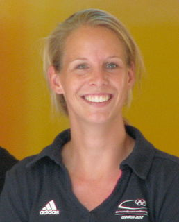 Fanny Rinne German field hockey player