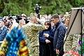 Farewell ceremony for cadet Vitalii Vilkhovyi 07.jpg