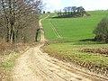 Farm track, Cadmore End - geograph.org.uk - 743746.jpg