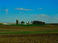Farm with Three Silos - panoramio (35).jpg