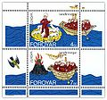 Faroe stamps 252-253 Europe and the Discoveries.jpg