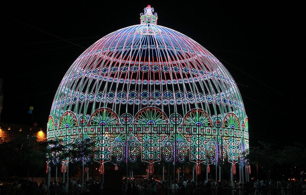 Jerusalem Festival Of Light Wikipedia