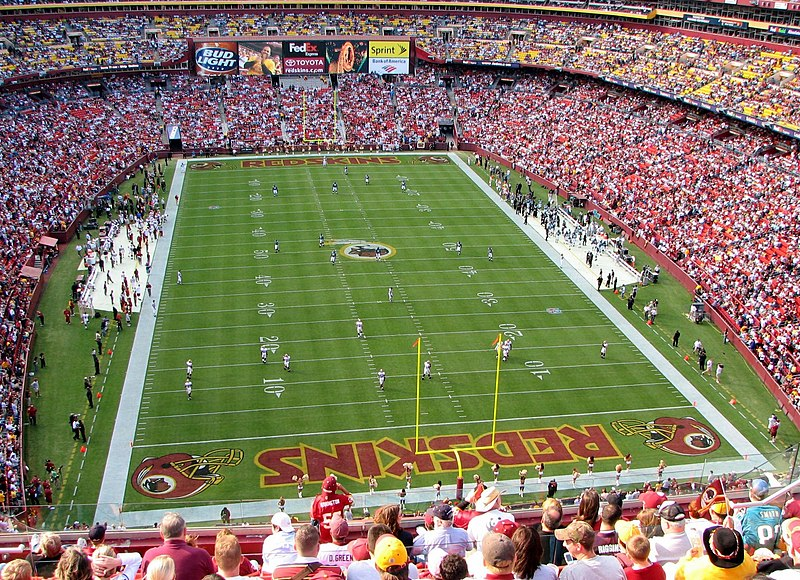 image of FedExField01