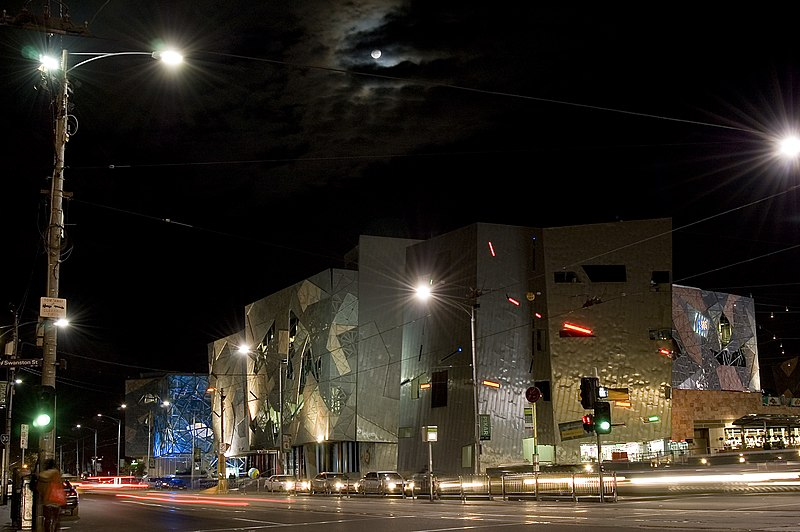 File:FederationSquare-north-night.jpg
