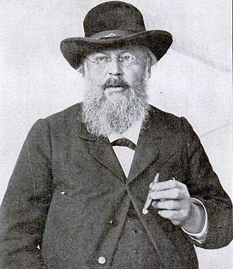 Anton Dohrn - Image: Felix Anton Dohrn 2