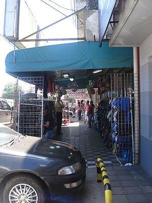 Fernando de la Mora, Paraguay - Commercial zone