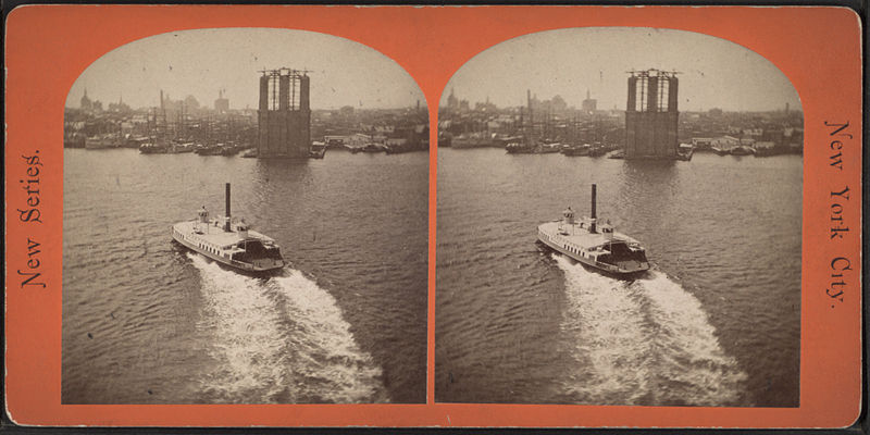 File:Ferry boat crossing East River, from Robert N. Dennis collection of stereoscopic views.jpg
