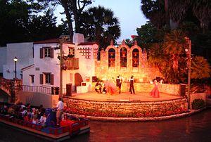 Fiesta Noche del Rio - The 2007 season