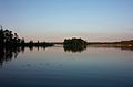 Fife Lake Michigan Helen Island at Sunset.jpg