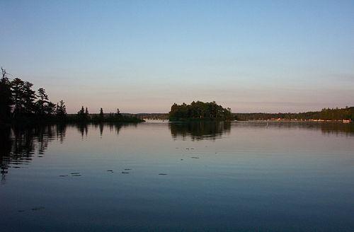 Fife Lake mailbbox