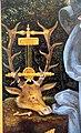 Filippino lippi, allegoria della musica (musa erato), 1500 ca. 04 cervo.JPG