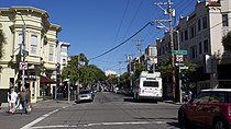 Fillmore and Pine Streets (8543316875).jpg