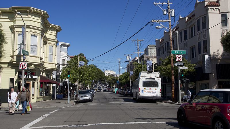 File:Fillmore and Pine Streets (8543316875).jpg