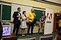 Filmový festival Fakulty informatiky - Vyhlášení vítěze.jpg