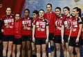 Finale de la coupe de ligue féminine de handball 2013 156.jpg