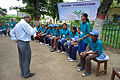 First Aid and Emergency Management Session - Summer Camp - Nisana Foundation - Sibpur BE College Model High School - Howrah 2013-06-08 9167.JPG