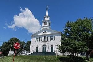 First Parish Westwood Meeting House - First Parish
