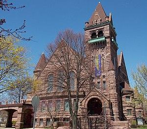 First Presbyterian Church (Davenport, Iowa) - Image: First Presbyterian Church Davenport, Iowa