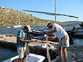 Fishermen in Lavsa, Kornati.jpg