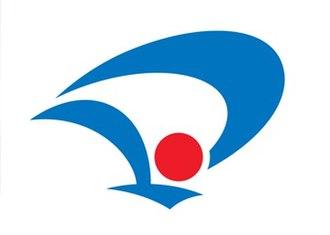 Daisen, Akita - Image: Flag of Daisen Akita