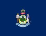 Flag of Maine, U.S.