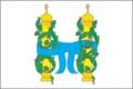 Flag of Novinskoe (Moscow oblast).png