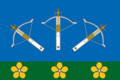 Flag of Pervomaysky (Kirov oblast).png