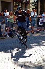 Sobre las BMX